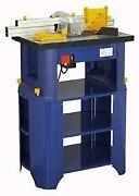 Central Machinery Harbor Freight Router With Full Size Table