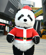 Inflatable Walking Giant Panda Net Red Arctic Cow Costume Suits Cosplay Outfits