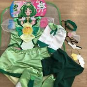 Secondhand 110cm Smile Precure Cure March 2008 Character Reit Kids Costume