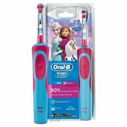 Oral-b Frozen Vitality Toothbrush Electric