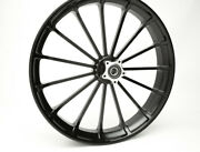 Black Talon 23x3.75andrdquo For 2013 And Below Harley Davidson Touring Dyna