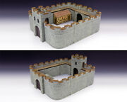 King And Country Roman Empire Rf007g Complete Roman Fort Greystone Nib