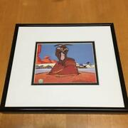 Rooney Tunes Cell Painting Original Wiley Coyote Road Runner
