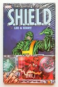S.h.i.e.l.d. Complete Collection Lee Kirby New Marvel Graphic Novel Comic Book