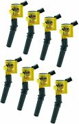 Accel 140032-8 Ignition Super Coil Set Pack Of 8 For 1998 To 2008 4.6l 5.4l Ford