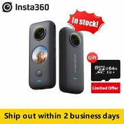 Insta360 One X2 360 Action Camera 5.7k Vr Video 10m Waterproof Insta 360 One X2