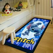 80x160cm Disney Lilo And Stitch Baby Play Mat 3d Carpet Living Room Bedroom