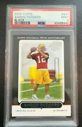 2005 Topps Black Aaron Rodgers Rookie Rc 431 Psa 9 Packers