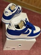Nike By You Air Force 1 Kentucky Sb Dunk Inspired Us11 Custom Nikeid New In Box