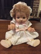 1940's 9 Effanbee Patsy Babyette Doll Composition Original Clothes Excellent