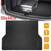 Universal Cargo Trunk Liner Floor Mat Pvc Anti-slipping Rubber For Car Auto Suv
