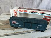 Lionel 6-7403 Lcca Box Car Freight Carrier O Gauge