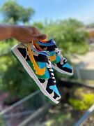 Nike Sb Dunk Low Pro Ben And Jerryand039s Chunky Dunky Size 11.5