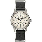 Secondhand Imported Goods Bulova Hack Self-winding Black Leather Nato Strap