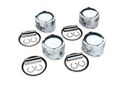 Tomei Forged Piston Kit Compatible With 4g63 86.00mm Ch31.65 Cp
