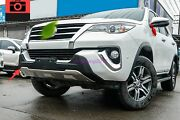 Front Rear Bumper Board Guard Protector Fit For Fortuner Suv 2016-2020