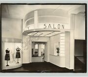 William Taylor Son Deco Department Store, Cleveland Oh Modern 1934 Press Photo