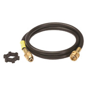 Mr Heater-f273704 10 Ft Buddy Propane Hose Assembly With Swivel 1 In - 20 Mal...