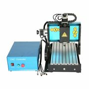 V0 110v 600w 3 Axis 3020 Cnc Router Engraving Drilling Milling Machine Usb Port