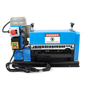 V0 220v Automatic Recycle Wire Scrap Cables Stripper Copper Stripping Machine