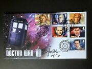 2013 Buckingham Covers - Classic Tv - 50th Anniversary Dr Who - Signed S Mccoy.