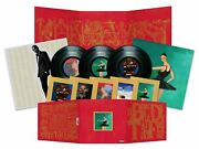 Kanye West - My Beautiful Dark Twisted Fantasy New Vinyl 3lp Poster Limited Ed