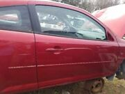 Passenger Right Front Door Electric Fits 05 06 07 08 09 10 Chevy Cobalt Oem Red