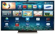 Samsung Un75es9000f 75 1080 240hz Led Hdtv W/ Built-in Camera And Wifi