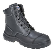 Portwest Fd15 Classic Resistant Steel Toecap Eden High Lace Style Safety Boot