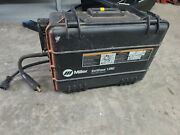 Miller Electric Suitcase 12 Rc Portable Wire Feeder 24v Read The Description