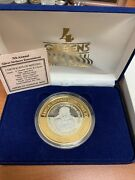 2014 1/4 Pound Silver And 24kgp Strikers Tournament 4 Queens Hotel Casino Token