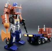 Transformers Optimus Prime Auto-converting Programmable Robot -preorder