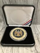 National Security Agency Nsa Challenge Coin Hr Solutions To The Global Workforce