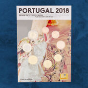 Portugal - Cultural Heritage - Kms 2018 Fdc / Bu 1 Cent