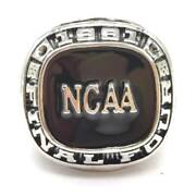 1991 North Carolina Tar Heels Menand039s Basketball Team Championship Ring
