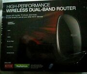 Belkin High Performance Wireless Dual Band Router N750 / Brand New And Sealed