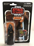 Star Wars Vc51 Vintage Collection Aotc Barriss Offee Jedi Padawan New