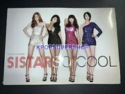Sistar The First Album So Cool Cd Good Condition Oop First Photobook