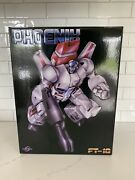 Fans Toys Ft-10 Phoenix Display Only In Usa Transformers Mp Skyfire Jetfire