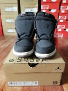 Nike Air Jordan 1 High Zoom Crater Space Hippie Menand039s Size 6 Sku Cw2414-001