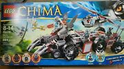 Lego Legends Of Chima Worrizand039 Combat Lair 70009 Brand New Sealed Retired Minifig