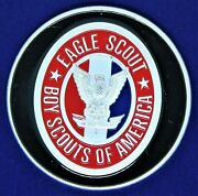 Bsa Boy Scout Of America Eagle Scout Challenge Coin Cc3