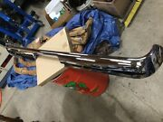 1967 1968 Mustang Chrome Rear Bumper Nos Oem Ford + Shelby Rare C7zz-17906-a