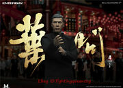 Enterbay Ip Man 4 The Finale Donnie Yen Rm-1083 1/6 Scale Action Figure Instock