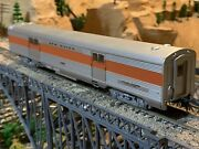 Ho Scale Athearn Sl Baggage Passenger Car New Haven Nh Well Detailed Good Shape