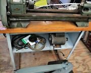 Craftsman 16 Lathe 10121400 And Delta-rockwell 24 Scroll Saw