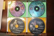 Star Ocean Games Ps1/ps2 The Second Story Andtill The End Of Time - Free Shipping