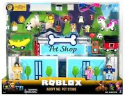 Roblox Celebrity Collection Adopt Me Pet Store Deluxe 40 Pc Collectible Playset