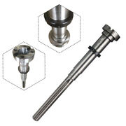 Milling Machine 1 Set Of Nt40 Shaft Spindle Mill Tools For Vertical Mill Parts