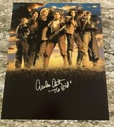 Emilio Estevez Signed Billy The Kid 16x20 Photo Young Guns 2 Exact Proof A